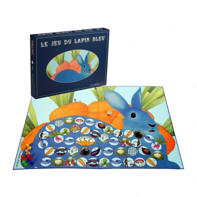 Claire et Pierre Blue Rabbit board game-listing