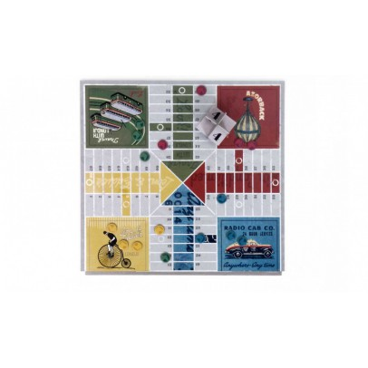 Londji Snakes and ladders, and Ludo-product