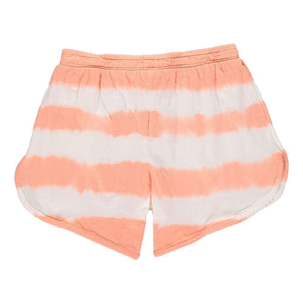 Striped Tie-dye Shorts-product