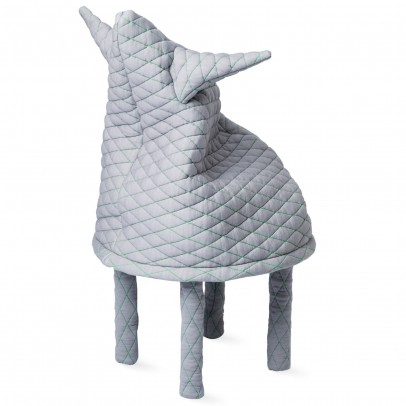 Petite friture Petstools stool Fin the Sheep - grey-listing