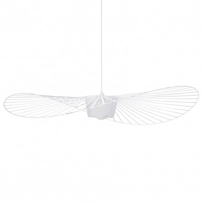Petite friture Vertigo large suspension lamp - White-listing
