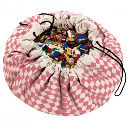 Play and Go Bag/Play mat - Diamonds-listing
