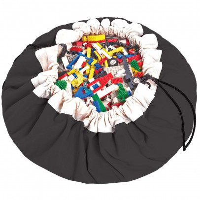 Play and Go Bag/Play mat - black-listing