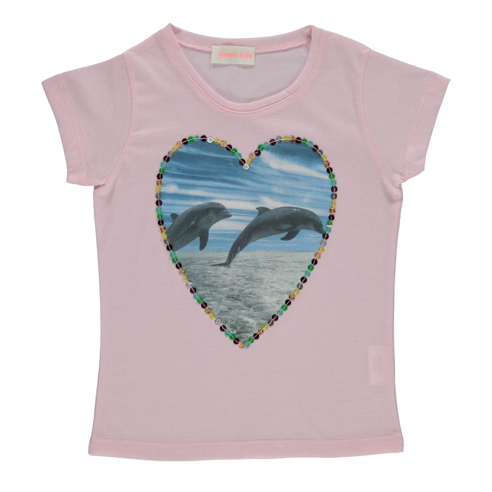 Pink Dolphin T Shirts - Cotswold Hire 6c6030843