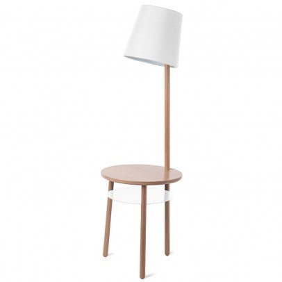 Hartô Josette lamp and table in one - white-listing