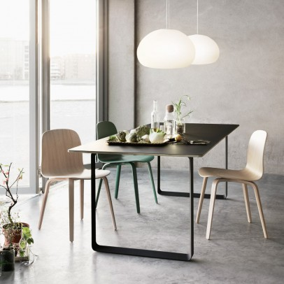 Muuto Visu Chair - Birch-listing