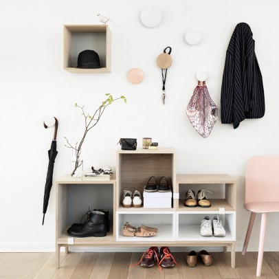 Muuto Storage Module with Back - Medium-listing