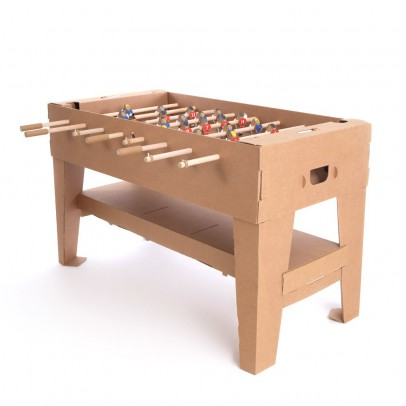 Smallable Toys Cardboard Table Football-listing