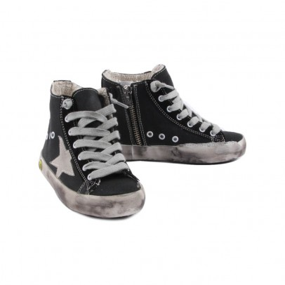 Golden Goose Canvas Zip Francy trainers-listing