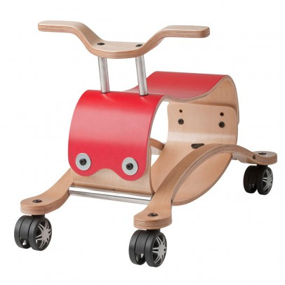 Wishbone Flip Ride-on - Red-listing