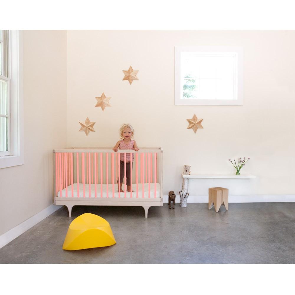 caravan bed  pink pink kalon studios design baby - caravan bed  pinkproduct