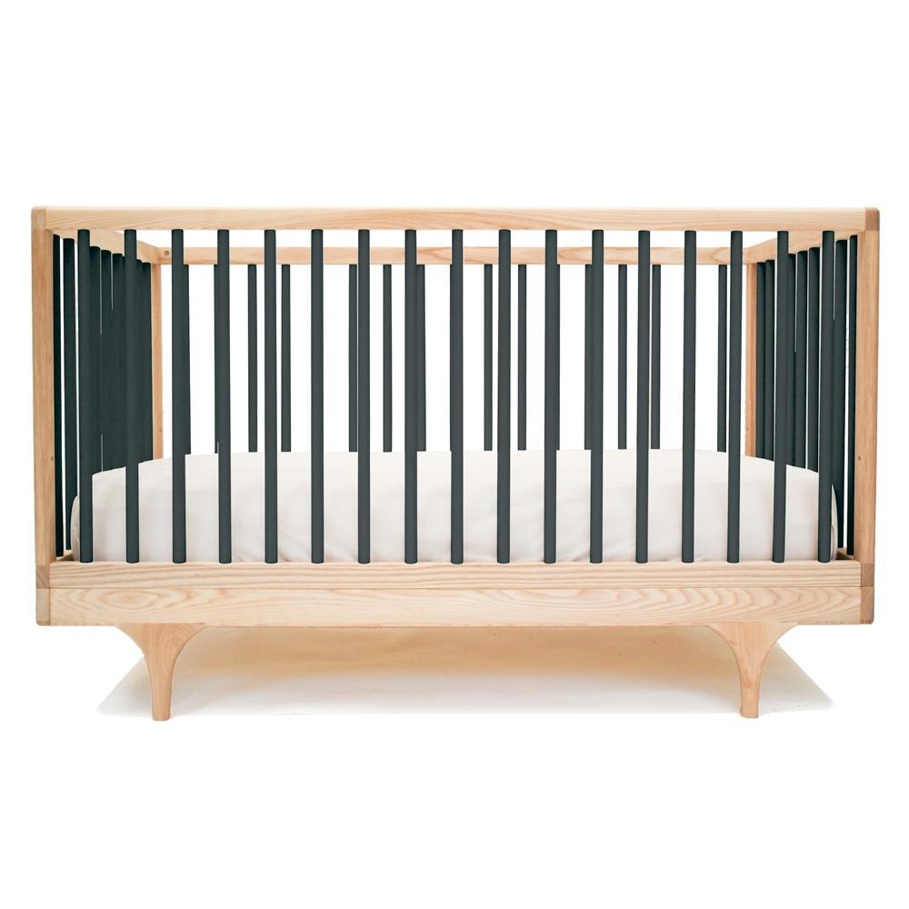 Caravan Cot Black Kalon Studios Design Baby # Muebles Kutikai