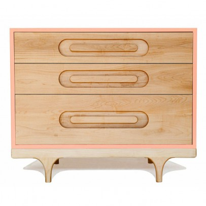 Kalon Studios Caravan Chest of Drawers - Pink-listing