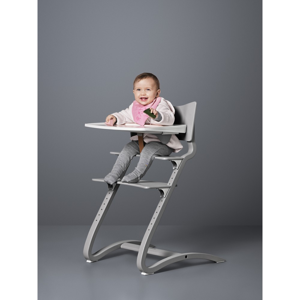 high chair tray white leander design baby - high chair trayproduct