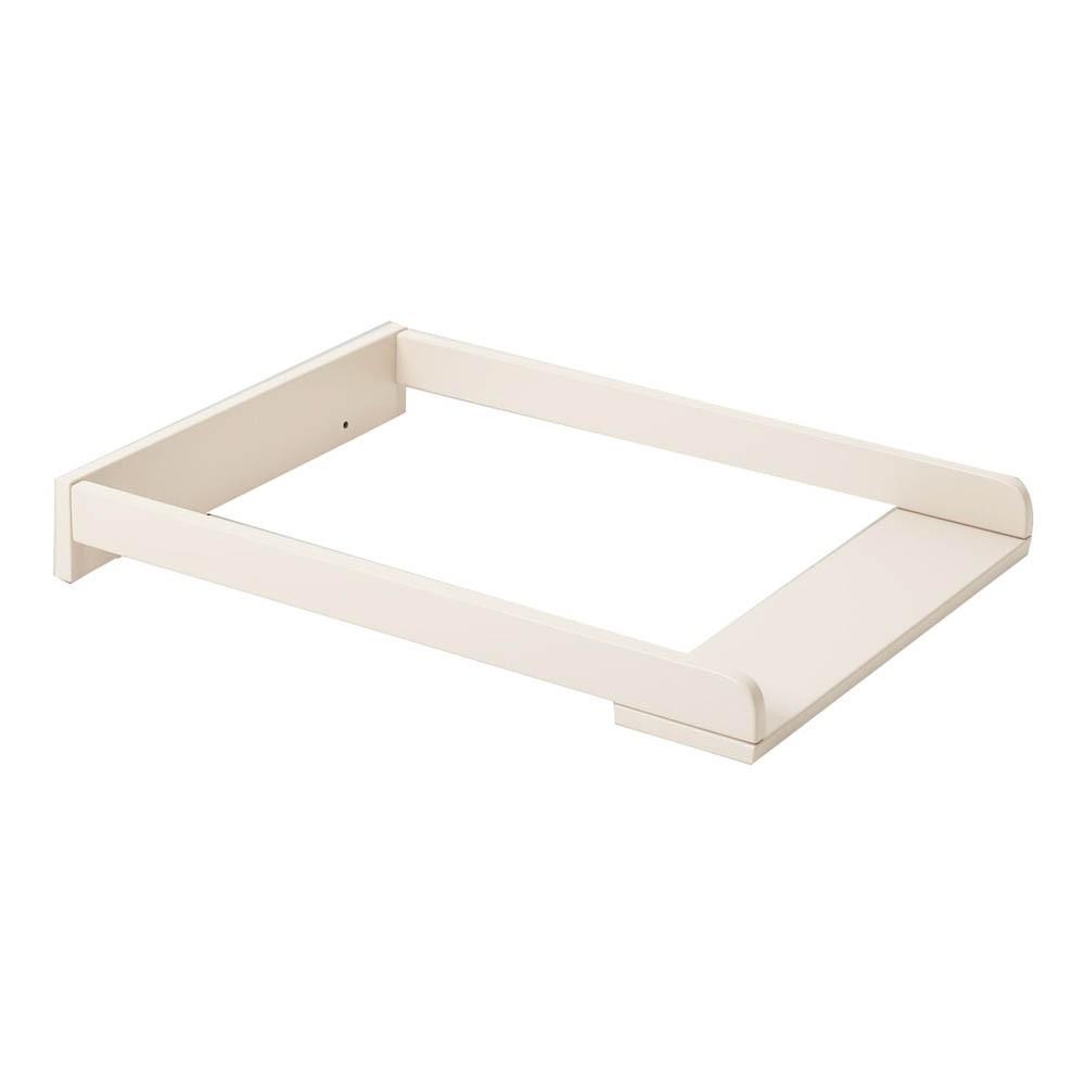 plan langer 54x72 cm pour commode joy blanc quax design b b. Black Bedroom Furniture Sets. Home Design Ideas