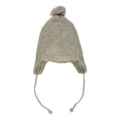 Cappello Peruviano Cachemire Pompon
