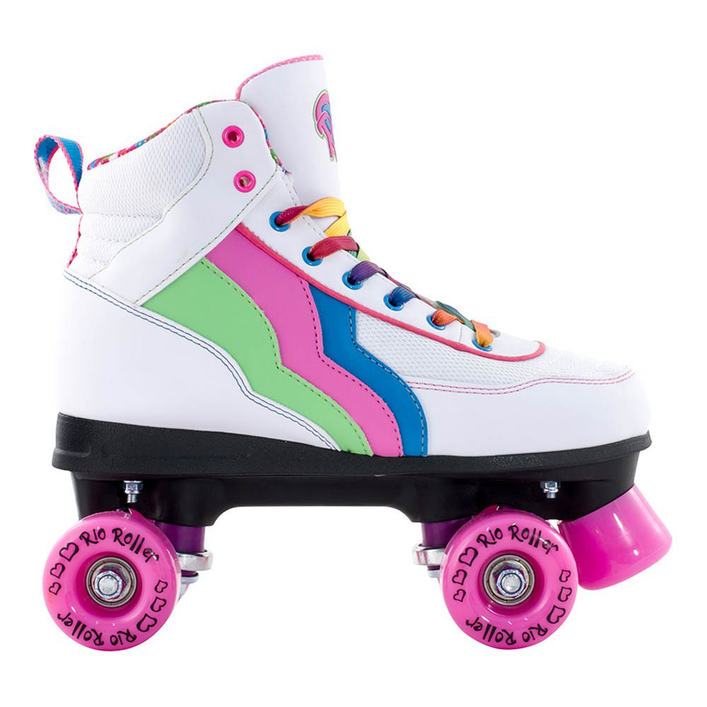 Rollerblades And Toys : Candi roller skates rio toys and hobbies teen