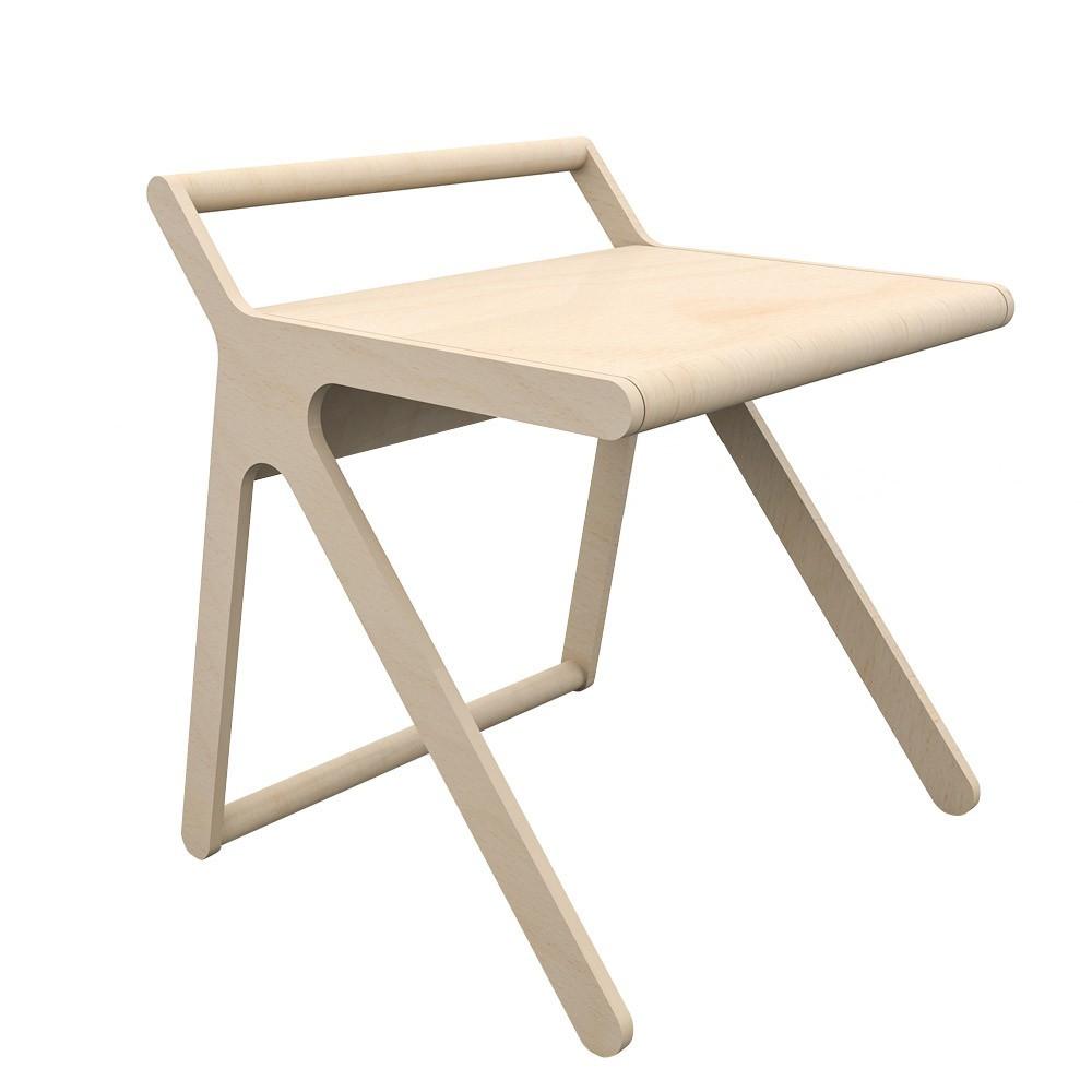 Kinderschreibtisch design  Schreibtisch K Desk Natur Rafa Kids Design Kind