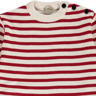 Armor Lux Fouesnant Striped Jumper-listing