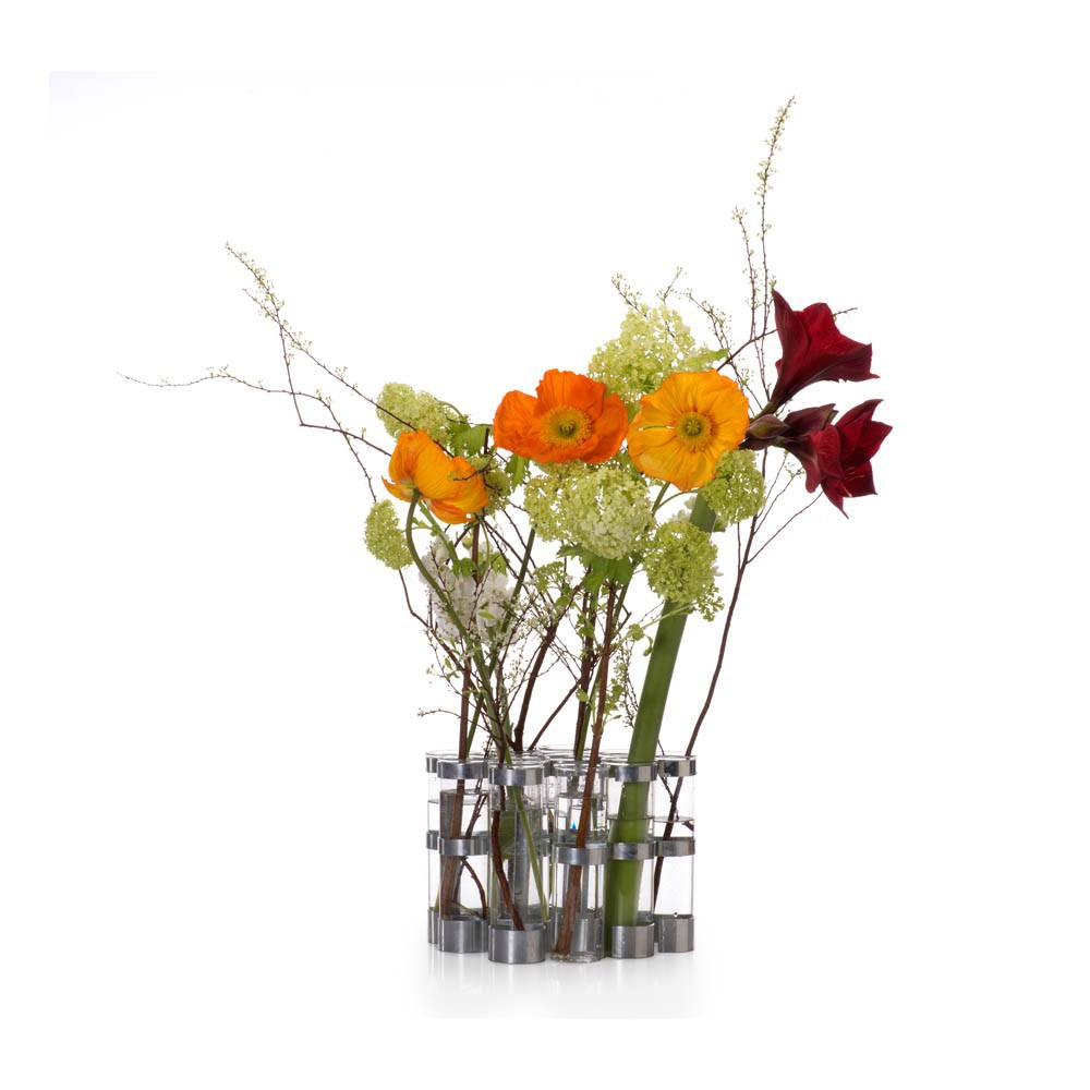 Large April Vase Transparent Tse & Tse Design Adult
