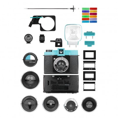 Lomography Coffret appareil photo Diana Deluxe-listing