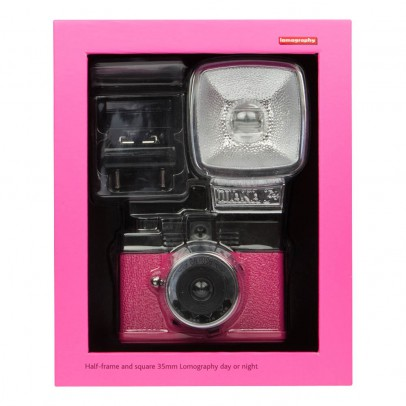 Lomography Appareil photo Diana mini avec flash-listing