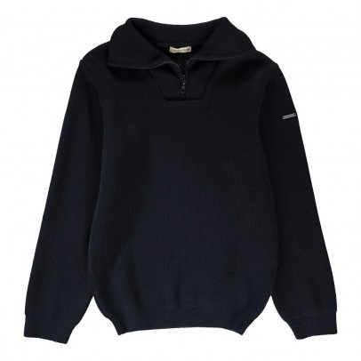 Troyer Pullover Kind Jungen