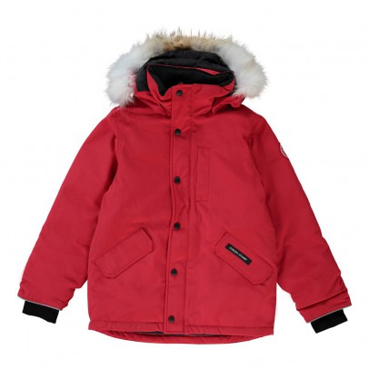 Canada Goose Alpinista Red Jacket