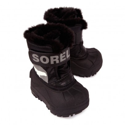 Sorel Botas Nylon Snow Commander-listing