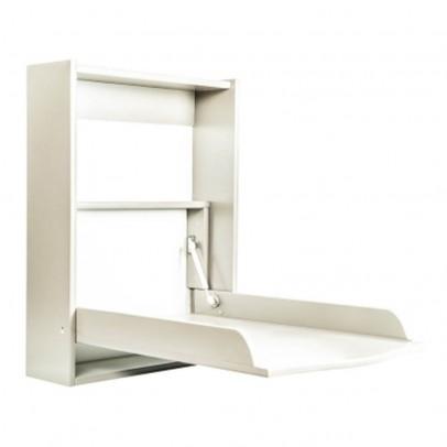 wickeltisch komfort abnehmbare regalbretter wei quax design. Black Bedroom Furniture Sets. Home Design Ideas