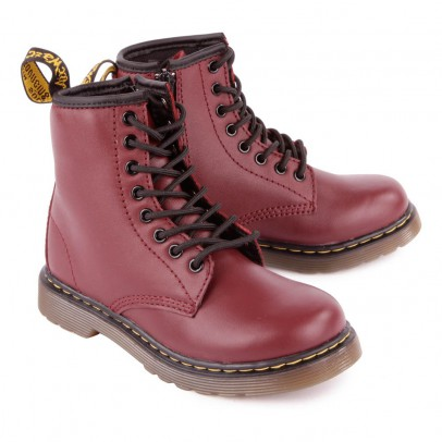 Dr Martens Delaney Zip-up Boots-listing