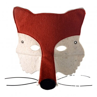 Frida's Tierchen Felt Fox Mask-listing