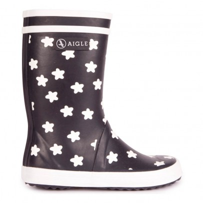 Aigle Lolly Pop Letters Wellington Boots-listing