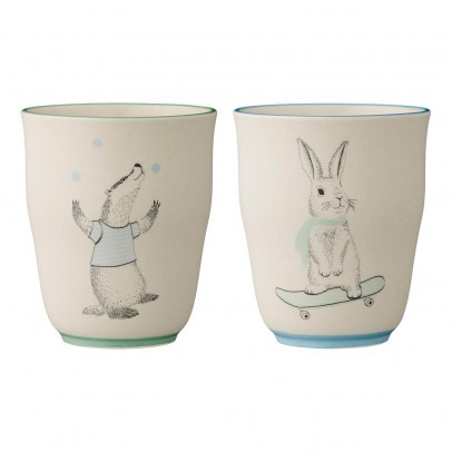 Bloomingville Kids Marius Cup - Set of 2-listing