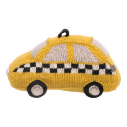 Oeuf NYC Peluche Taxi NYC giallo-listing