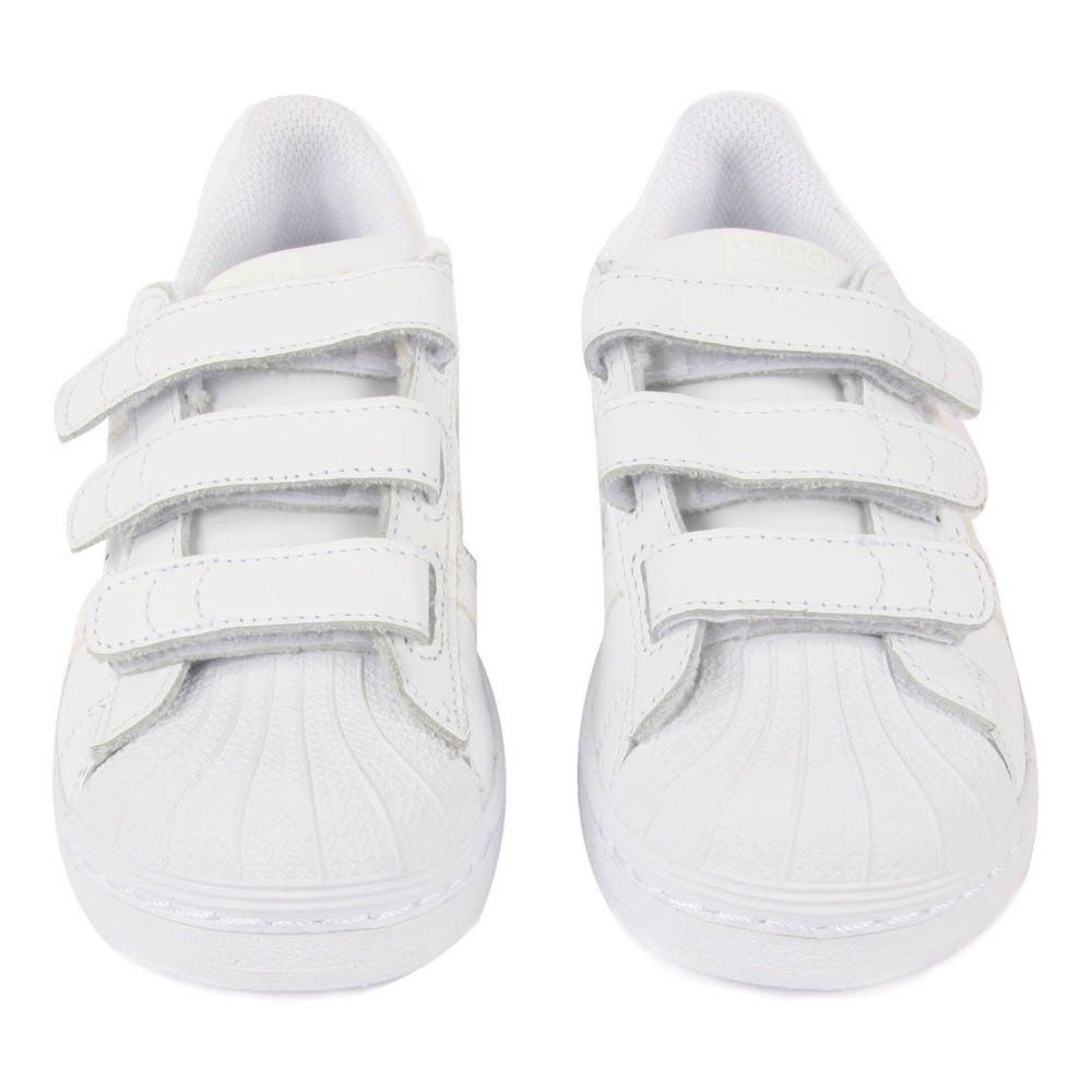 adidas superstar blanche scratch