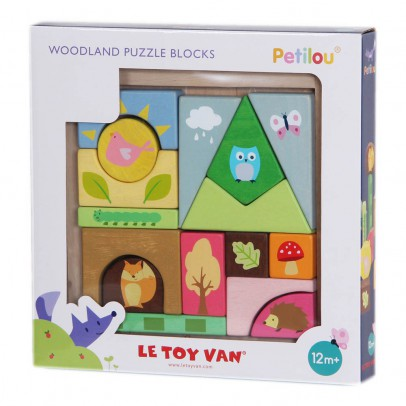 Le Toy Van Friends of the Forest Puzzle-listing