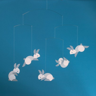 Flensted Rabbits Mobile -listing