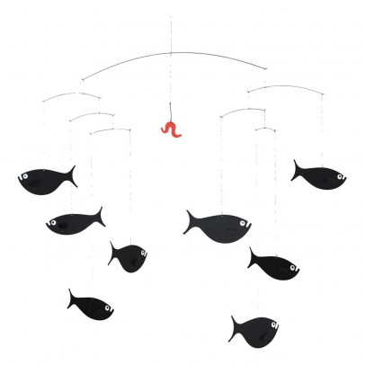Flensted Mobile Banc de poissons-listing