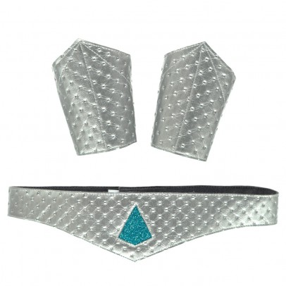 Chamaléon Stars Belt and Cuffs-listing