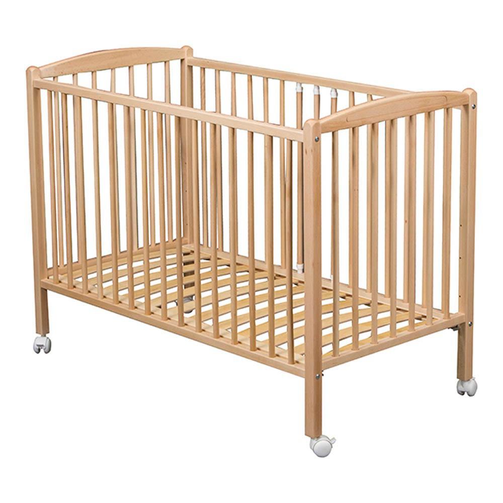 babybett 60x120 cm natur combelle design baby. Black Bedroom Furniture Sets. Home Design Ideas