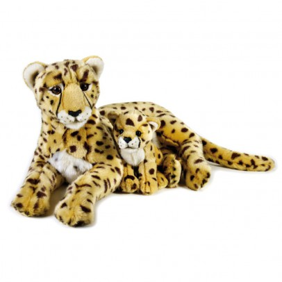 National Geographic 50cm Cheetah and Cub-listing