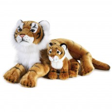 product-National Geographic Tigre et son bébé 48 cm