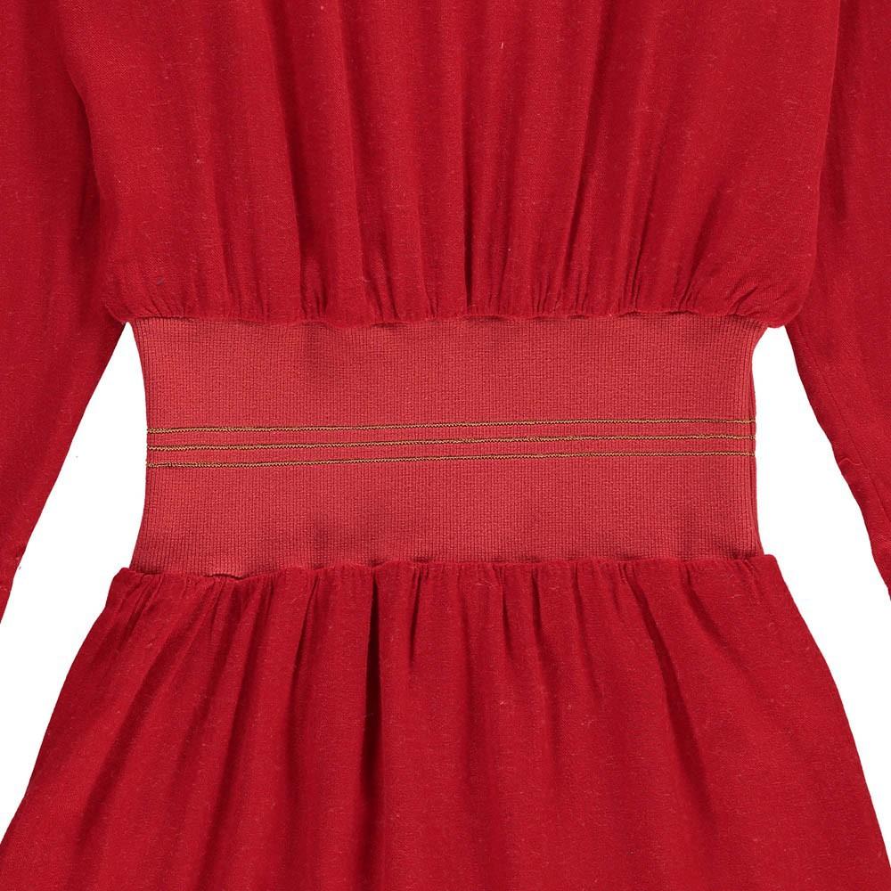 7c284bf20cf Bien forcé robe ceinture elastique