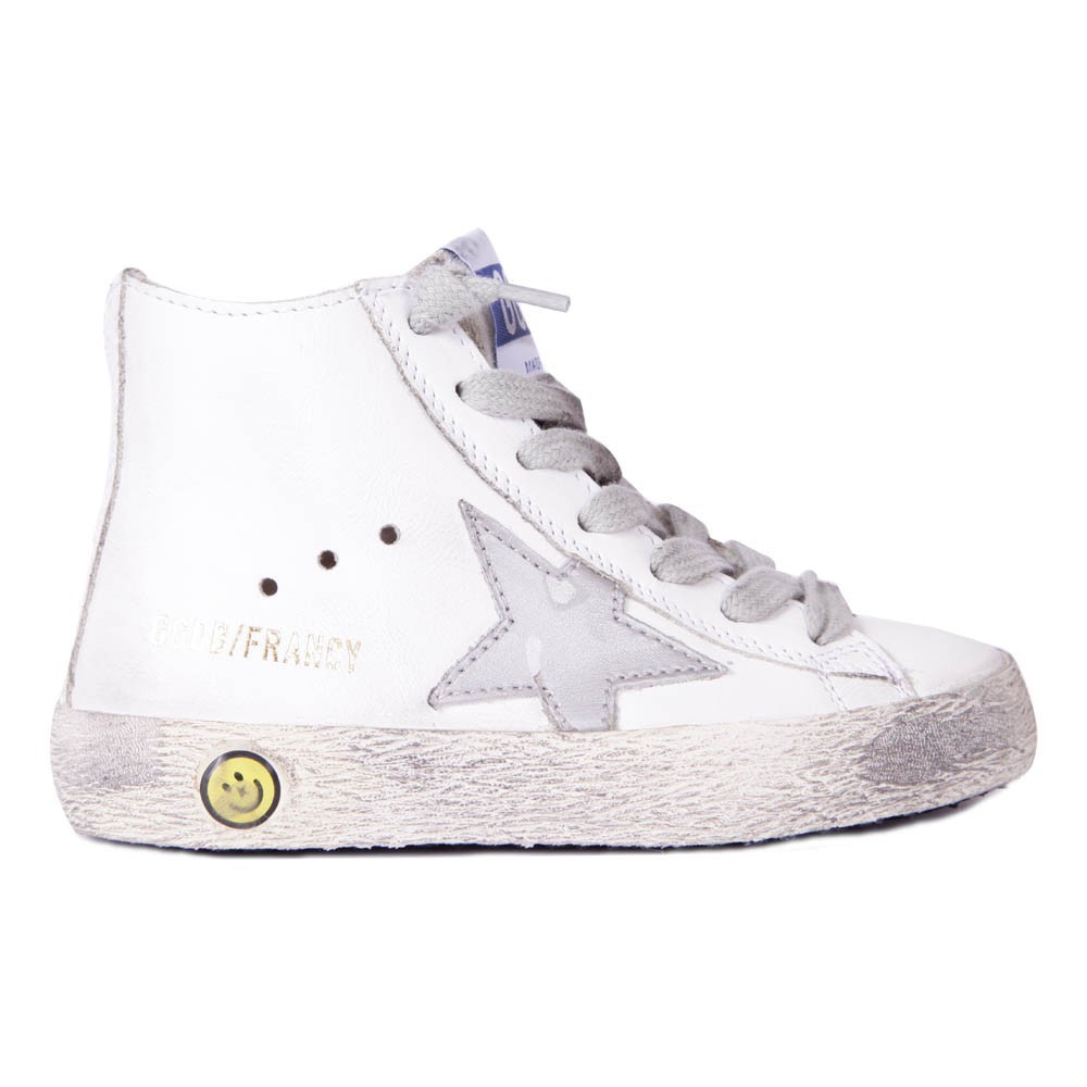 Sale - Francy Polka Dot Zip-Up Sneakers - Golden Goose Deluxe Brand Golden Goose UldWijG