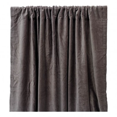 Liv Interior Cotton Velvet Curtain Listing