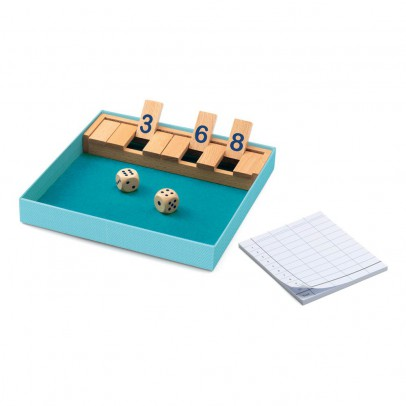 Djeco Shut the Box Game-listing