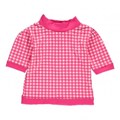 Archimède Gingham Anti-UV Top-listing