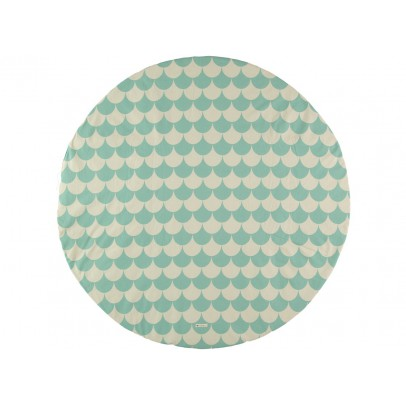 Nobodinoz Cotton Playmat - Patterned-listing
