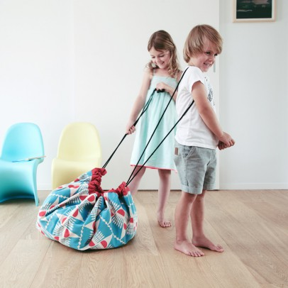 Play and Go Badminton Playmat Bag-listing